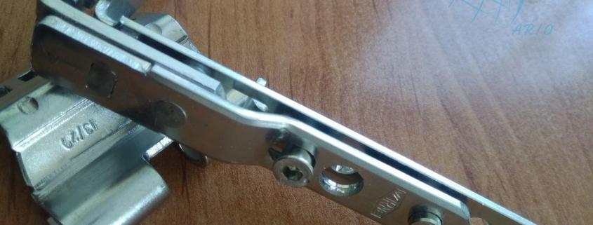 قیچی تبدیل به تک حالته یا اتصال لولای تک حالته